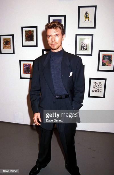 Art Work For Bosnia Celebrity Art Show David Bowie Davidbowieretro