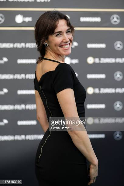 """Arta Dobroshi attends the """"Drita"""" photo call during the 15th Zurich Film Festival at Kino Corso on September 30, 2019 in Zurich, Switzerland."""