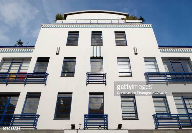 Artdeco inspired apartments Holborn London UK