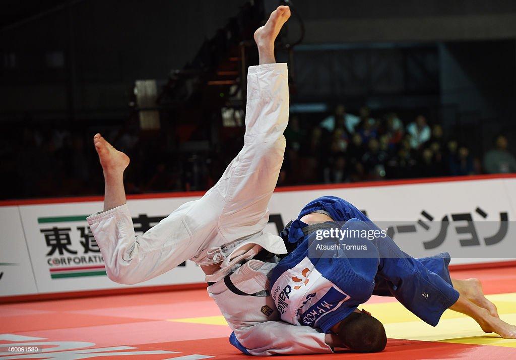 Judo Grand Slam Tokyo 2014 - Day 3