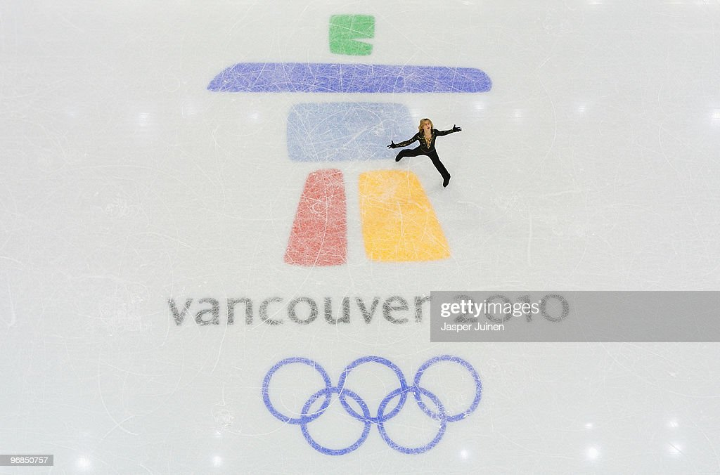 Artem Borodulin of Russia competes in the men's figure skating free skating on day 7 of the Vancouver 2010 Winter Olympics at the Pacific Coliseum on February 18, 2010 in Vancouver, Canada.