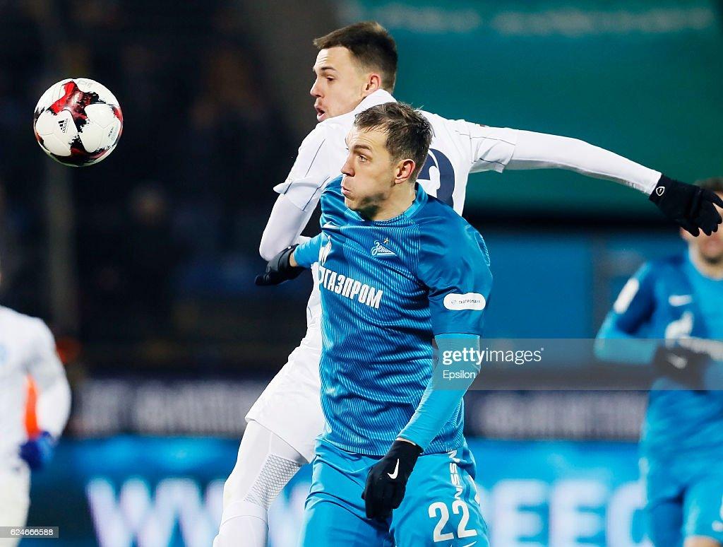 FC Zenit St. Petersburg v FC Kayla Sovetov Samara - Russian Premier League