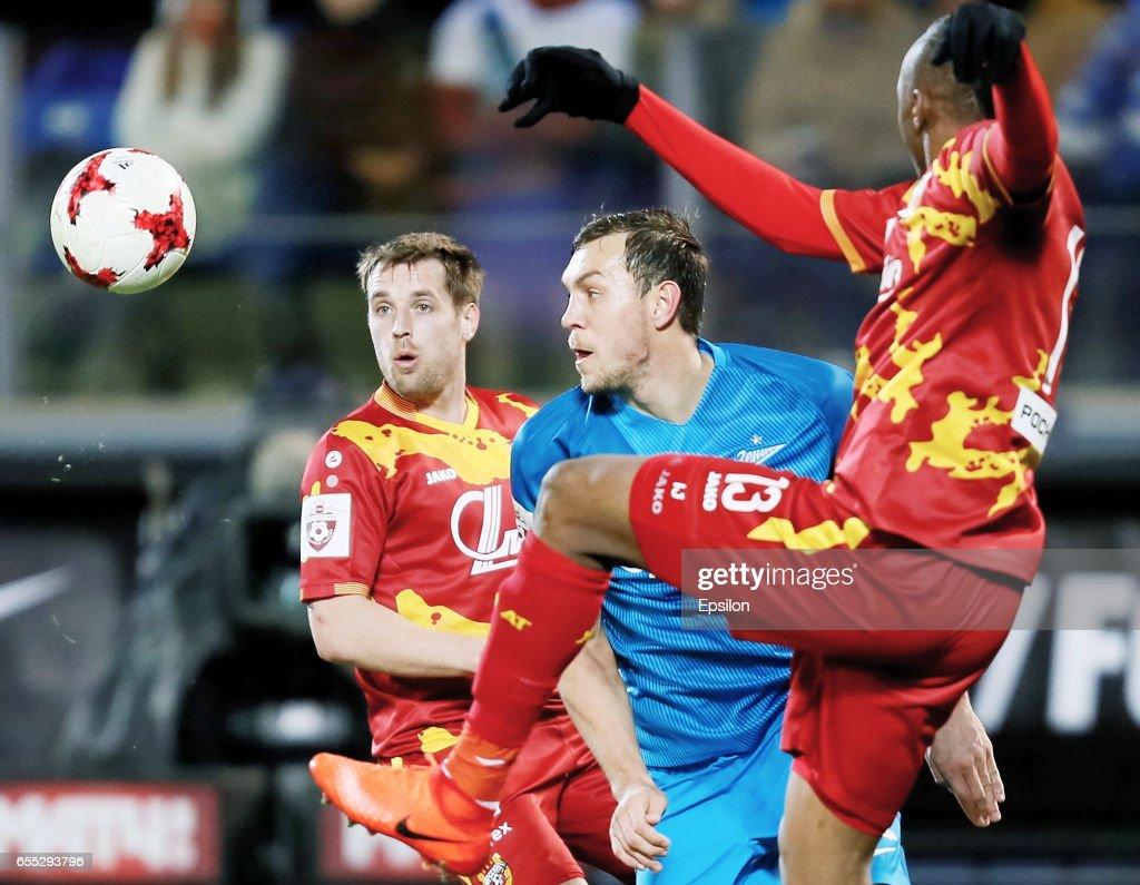 FC Zenit Saint Petersburg vs Arsenal Tula - Russian Premier League