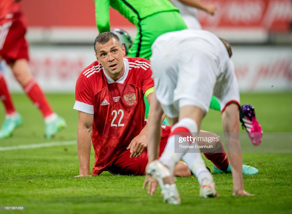 Poland v Russia - International Friendly : News Photo