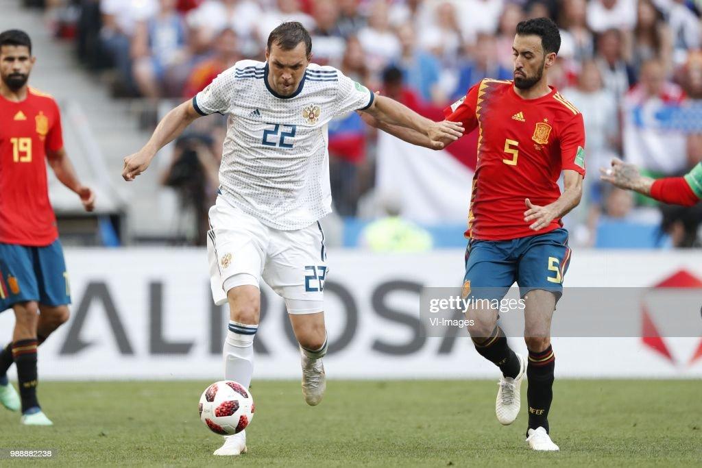 "FIFA World Cup 2018 Russia""Spain v Russia"" : News Photo"