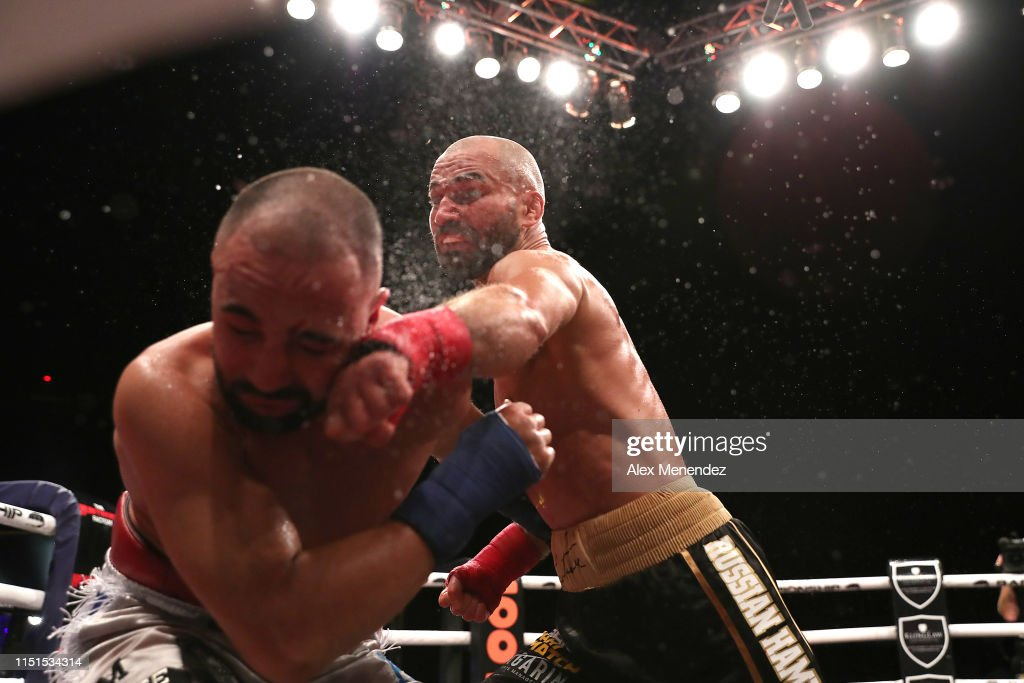 Bare Knuckle Fighting Championship - Paulie Malignaggi v Artem Lobov : News Photo