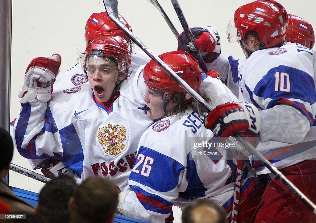 2011 IIHF World U20 Championship - Day Ten : News Photo