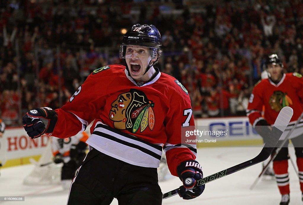 Philadelphia Flyers v Chicago Blackhawks : News Photo
