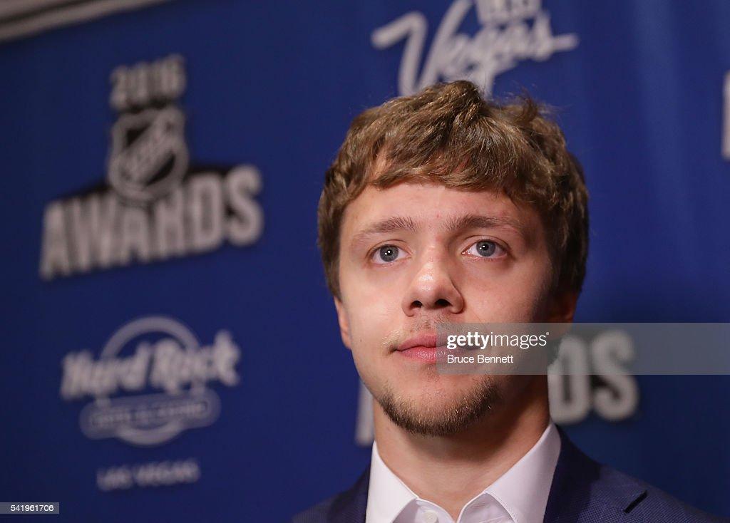2016 NHL Awards Nominees : News Photo