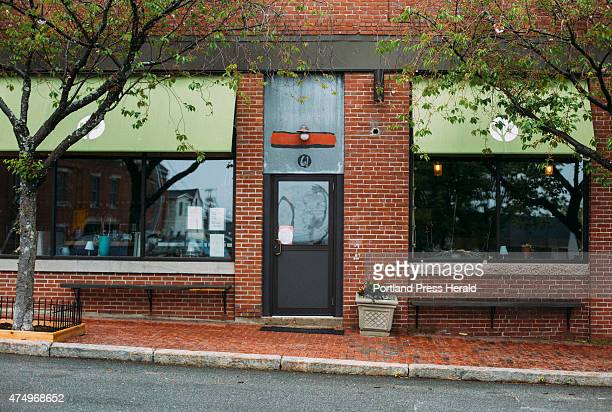 Artemisia Cafe in Portland ME on Tuesday May 19 2015