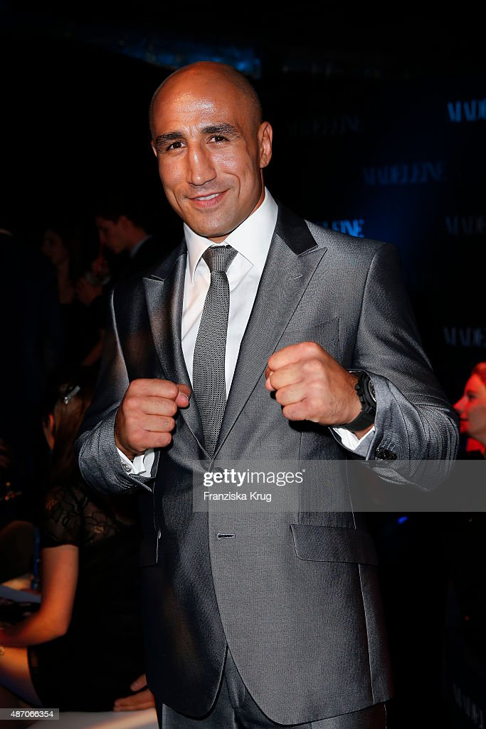 Arthur Abraham attends Madeleine At Goldene Henne 2015 on September 05, 2015 in Berlin, Germany.