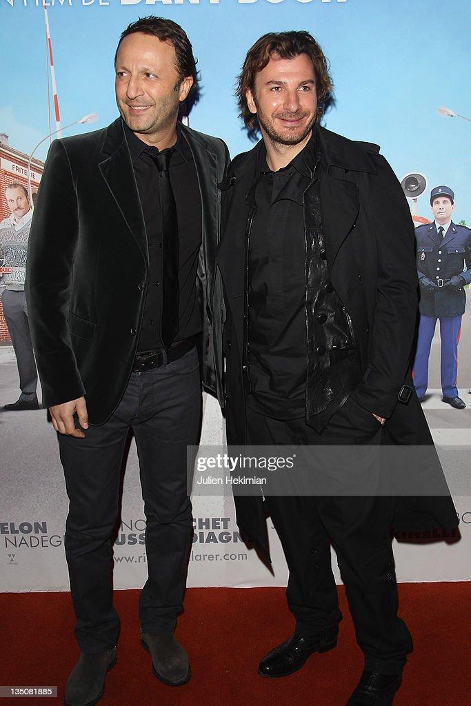 'Rien A Declarer' Paris Premiere