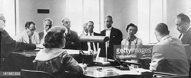 JUL 13 1955 Arthur Bary recently convicted of Smith act violations Wednesday was found guilty in police court of shoplifting The trial was held...