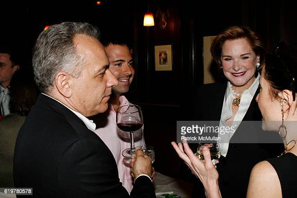 Arthur Bavelas Jon Kully Gail Hilson and Alexandra Perate at LEIGHTON CANDLER and FLANK DEVELOPMENT Host Cocktail Soiree Celebrating 441 East 57th...
