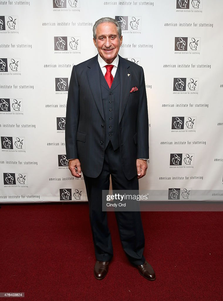 Arthur Blank attends American Institute for Stuttering Freeing Voices Changing Lives Gala on June 8, 2015 in New York City.