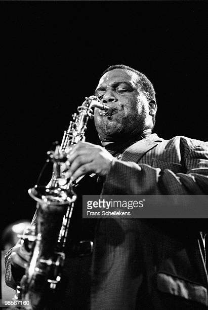 Arthur Blythe plays Alto Sax live at Bimhuis in Amsterdam, Netherlands on May 01 1997