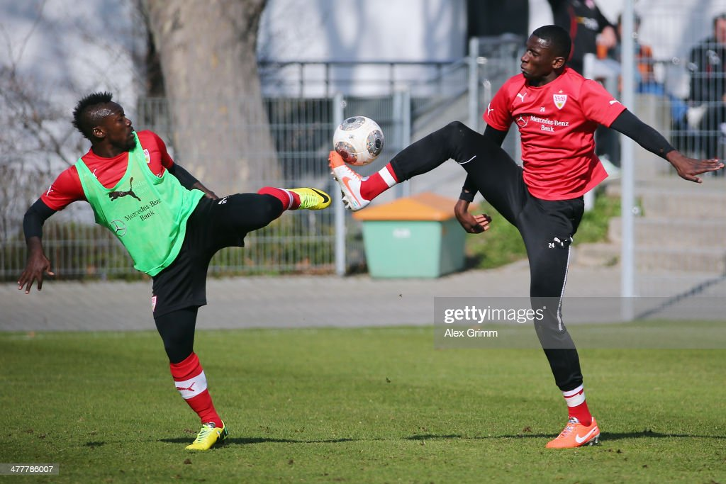 VfB Stuttgart - Training Session