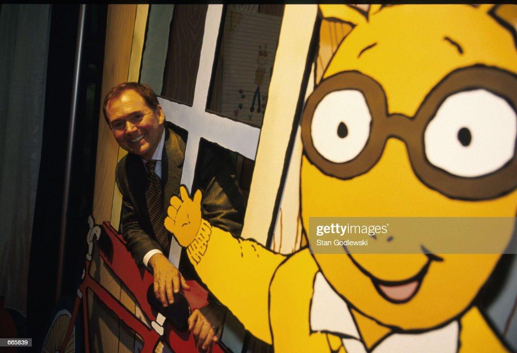 'Arthur' Creator Marc Brown : News Photo
