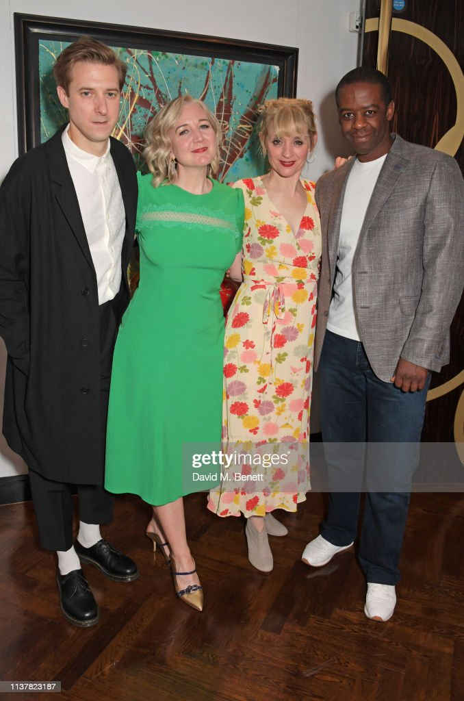 "GBR: ""Sweet Charity"" - Press Night - After Party"
