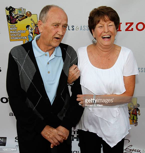 Arthur Donnolly and Alma Wahlberg attend a screening of 'The Other Guys' at Alma Nove on August 3 2010 in Hingham Massachusetts