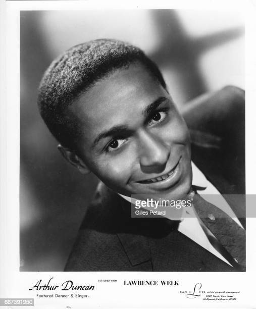 Arthur Duncan studio portrait United States 1955