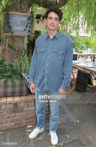Arthur Guinness attends the VIP London launch of the Barbour by ALEXACHUNG collection at The Albion on June 20 2019 in London England