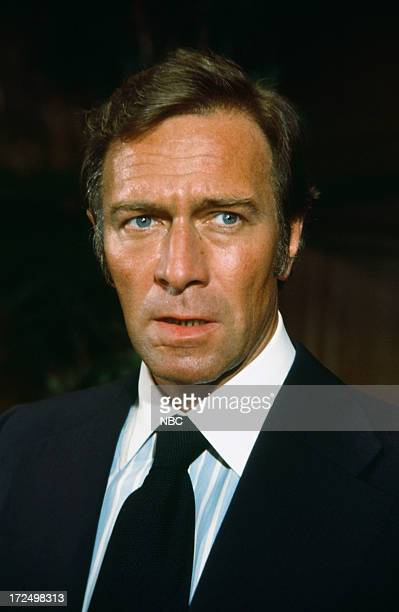 EVENT ' Arthur Hailey's the Moneychangers' Pictured Christopher Plummer as Roscoe Heyward