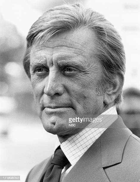 EVENT ' Arthur Hailey's the Moneychangers' Pictured Kirk Douglas as Alex Vandervoort Photo by NBC/NBCU Photo Bank via Getty Images