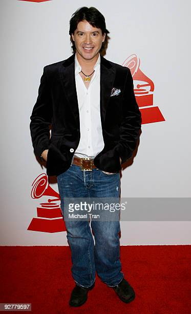 Arthur Hanlon arrives to the 2009 Latin Recording Academy Person of the Year honoring De Fiesta With Juan Gabriel held at Mandalay Bay on November 4...