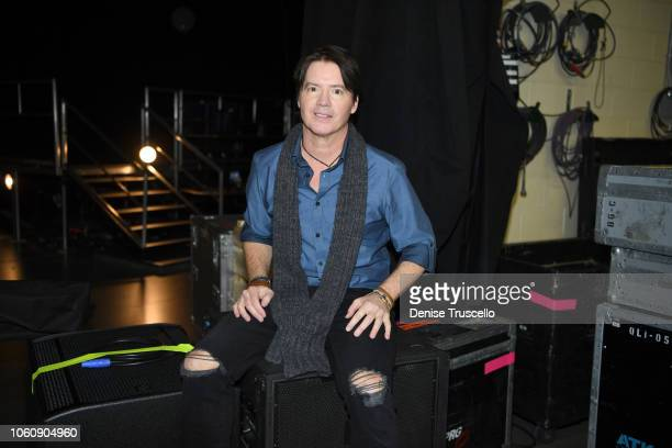 Arthur Hanlon attends Person of the Year Rehearsals and the Pepsi Backstage Lounge during the 19th annual Latin GRAMMY Awards at the Mandalay Bay...