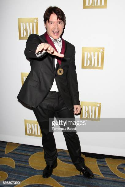 Arthur Hanlon attends the 24th Annual BMI Latin Awards at the Beverly Wilshire Four Seasons Hotel on March 21 2017 in Beverly Hills California