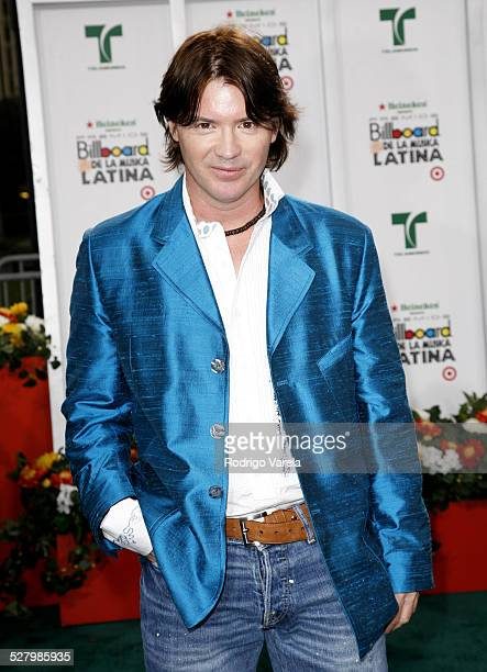 Arthur Hanlon during Billboard Latin Music Conference and Awards 2007 Arrivals at Bank United Center in Coral Gables Florida United States