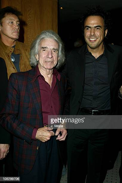 Arthur Hiller and Alejandro Gonzalez Inarritu, Director/Producer