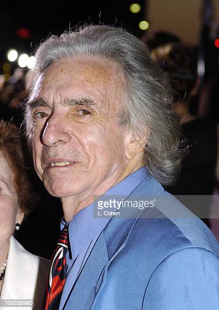 Arthur Hiller during Sky Captain and the World of Tomorrow Los Angeles Premiere Red Carpet at Grauman's Chinese Theatre in Hollywood California...