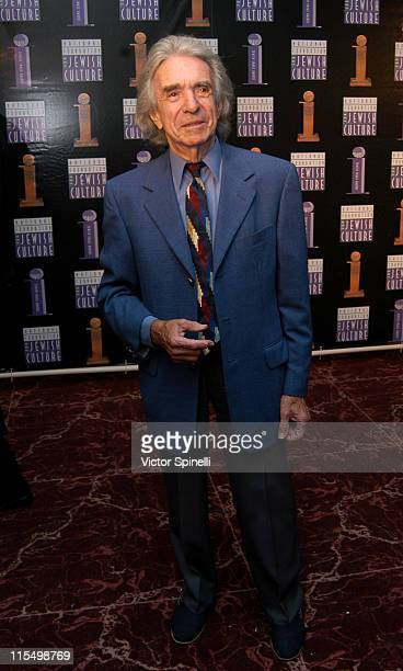 Arthur Hiller during The 3rd Annual Jewish Image Awards In Film and Television at The Beverly Hilton Hotel in Beverly Hills, California, United...