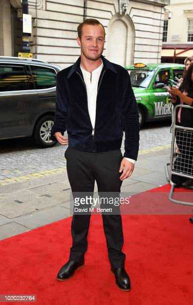 Arthur Hughes attends a special screening of 'The Innocents' at The Curzon Mayfair on August 20 2018 in London England