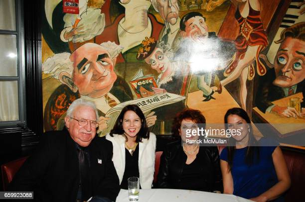Arthur Isman Genai Corban Mary Ann Weinstein and Julie Rapport attend THE CINEMA SOCIETY BING host the after party for A SINGLE MAN at Monkey Bar on...