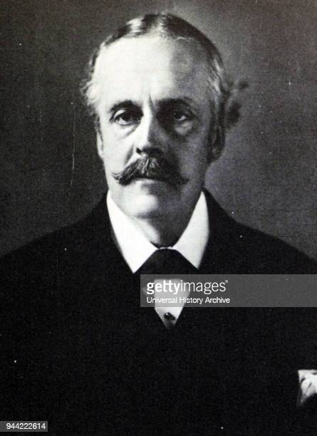 Arthur James Balfour 1st Earl of Balfour British statesman Conservative Party Prime Minister of the United Kingdom from 1902 to 1905 Foreign...