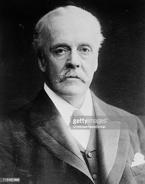 Arthur James Balfour British Conservative politician and statesman UK Prime Minister 19021905 As Foreign Secretary was responsible for the Balfour...