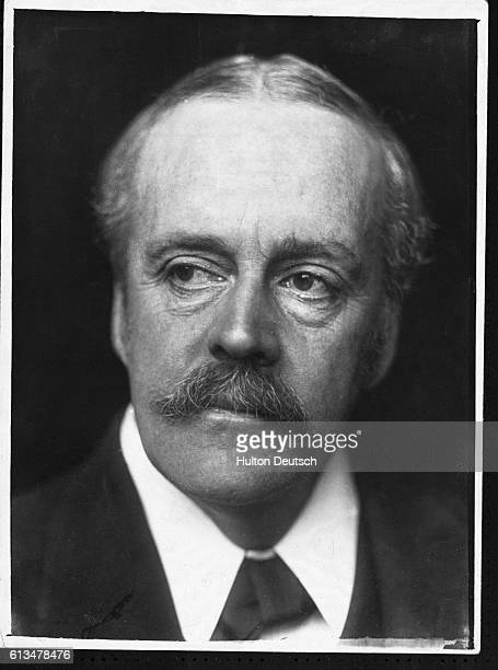 Arthur James Balfour Scottish statesman and philosopher 1902