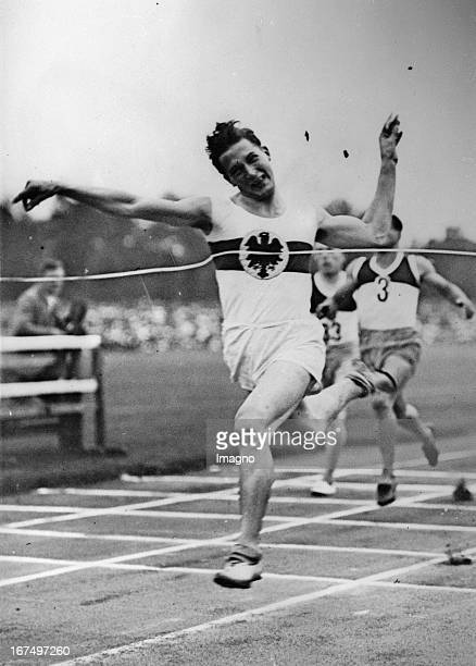 Arthur Jonath reached at the sports festival in Bochum station in June 1932 the world record with a run time of 103 seconds in the 100 meter sprint...