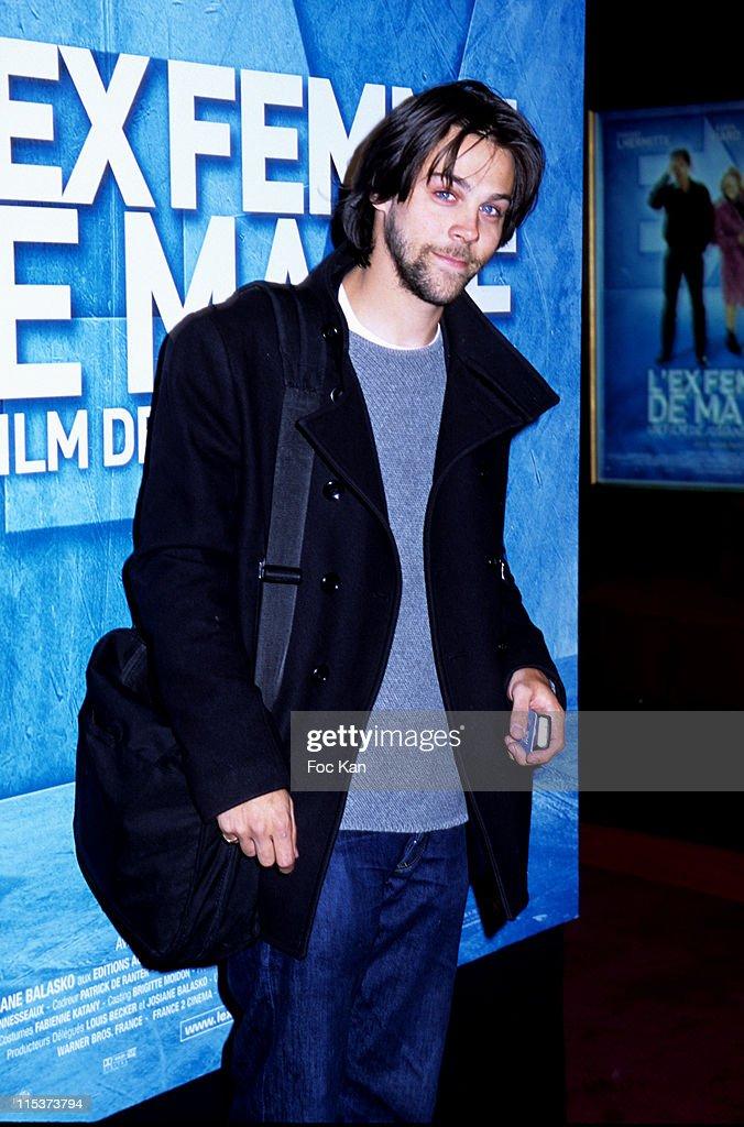 Arthur Jugnot during 'The Ex Woman Of My Life' - Paris Premiere at Gaumont Marignan in Paris, France.