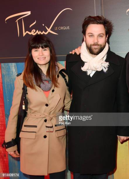 "Arthur Jugnot, his guest attend 39th ""Festival Mondial Du Cirque de Demain"" : Awards Ceremony At Cirque Phenix on February 4, 2018 in Paris, France."
