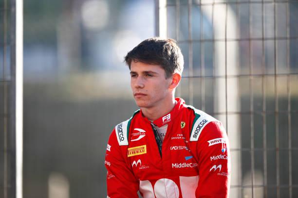 ESP: Formula 3 Testing in Jerez - Day 1
