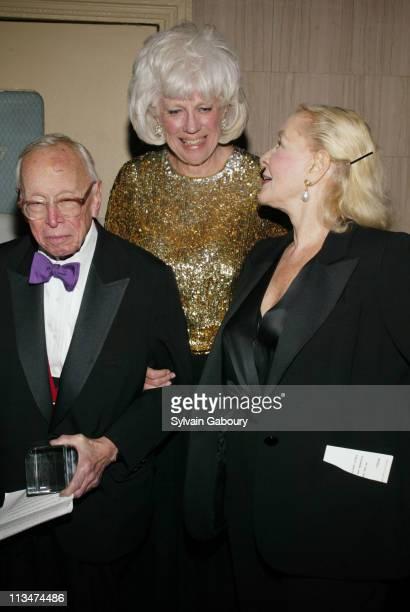 Arthur M Schlesinger Jr Alexandra Schlesinger and Lauren Bacall