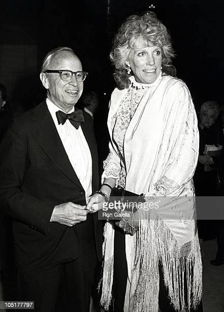 Arthur M Schlesinger Jr and wife Alexandra Schlesinger