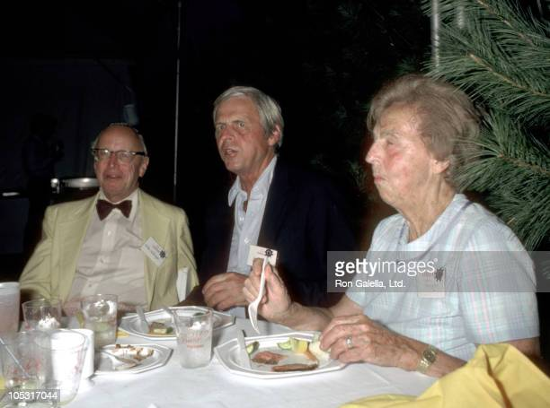Arthur M. Schlesinger Jr., George Plimpton and wife