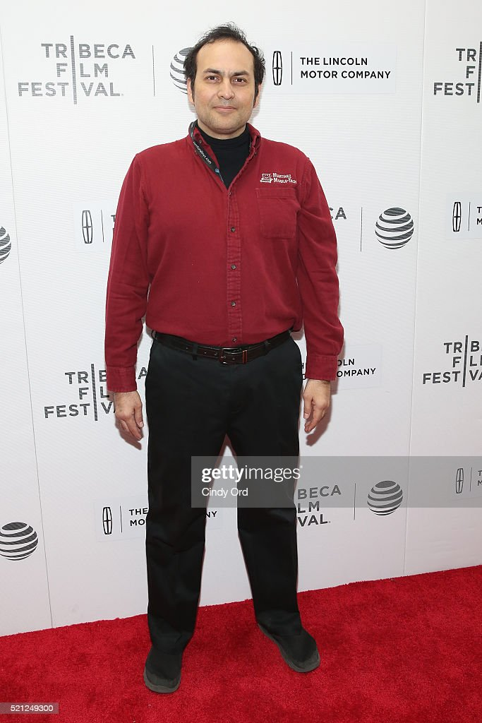 Arthur Martinez attends the 'Actor Martinez' Premiere during the 2016 Tribeca Film Festival at Regal Battery Park Cinemas on April 14, 2016 in New York City.
