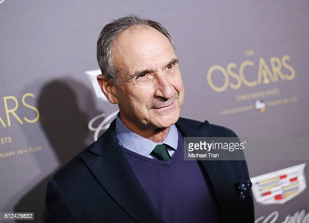 Arthur Max arrives at the Cadillac celebrates The 88th Annual Academy Awards preparty held at Chateau Marmont on February 25 2016 in Los Angeles...