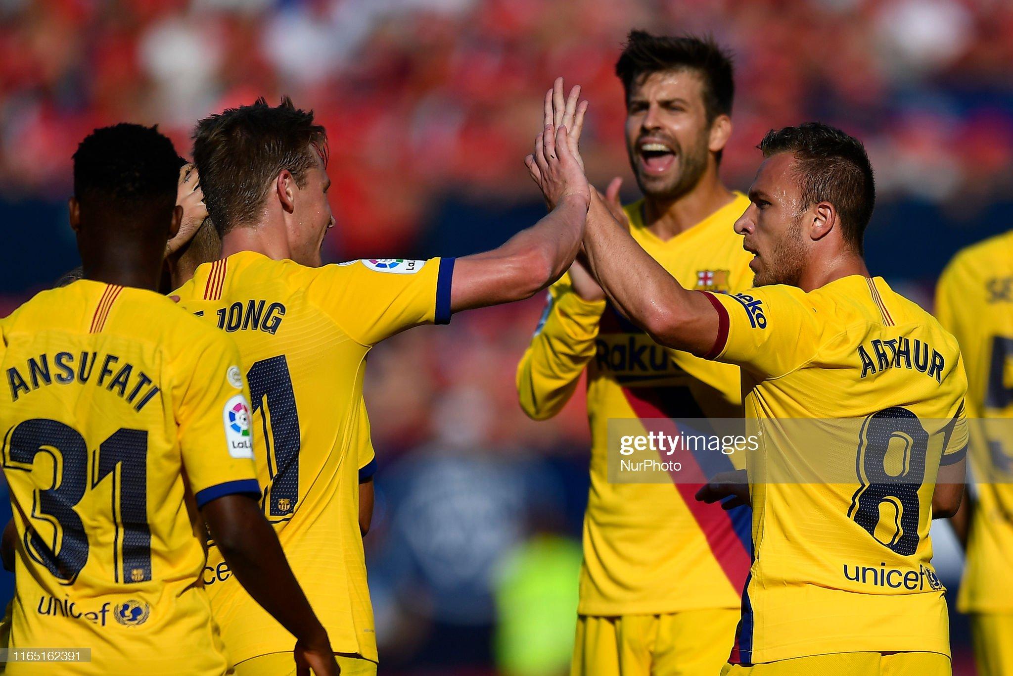 صور مباراة : أوساسونا - برشلونة 2-2 ( 31-08-2019 )  Arthur-melo-of-barcelona-celebrates-after-scoring-his-sides-first-picture-id1165162391?s=2048x2048